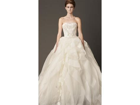 Vera Wang Liesel, $3,800 Size: 8   Used Wedding Dresses
