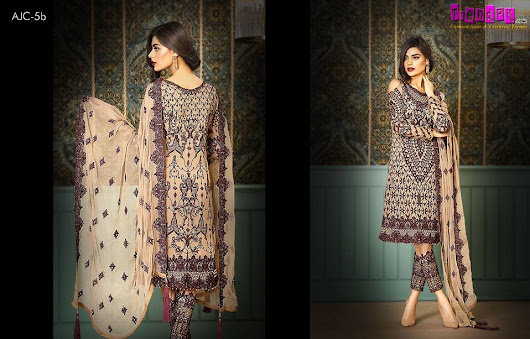 Asim Jofa Mysorie Chiffon Collection
