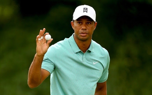 Tiger Woods shoots best round in 16 months at Greenbrier Classic