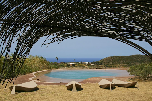 Il Villaggetto - Luxury Pantelleria Dammuso to Rent with pool