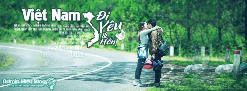 Ảnh bìa Việt Nam đi, yêu và hôn