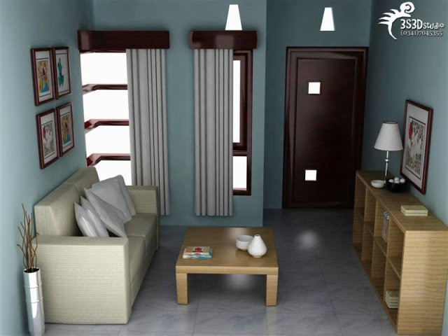 7800 Koleksi Ide Desain Rumah Minimalis Cat Biru HD Yang Bisa Anda Tiru