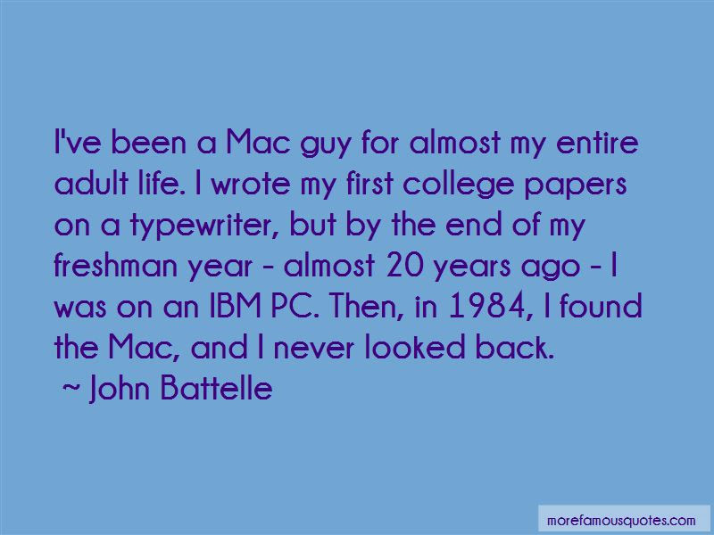 First Year College Life Quotes Top 6 Quotes About First Year