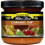 Walden Farms Calorie Free Caramel Dip   12 oz Jar