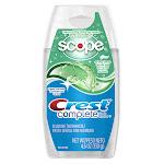 Crest Whitening Fluoride Anticavity Toothpaste, Plus Scope Flavor - 4.6 Oz
