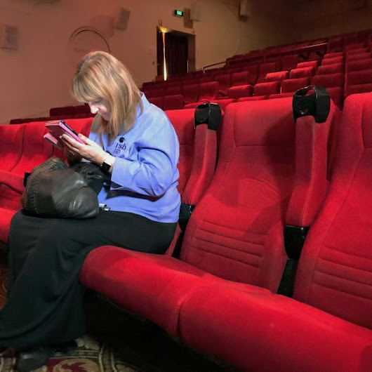 MovieReading app transforms cinema for the vision-impaired