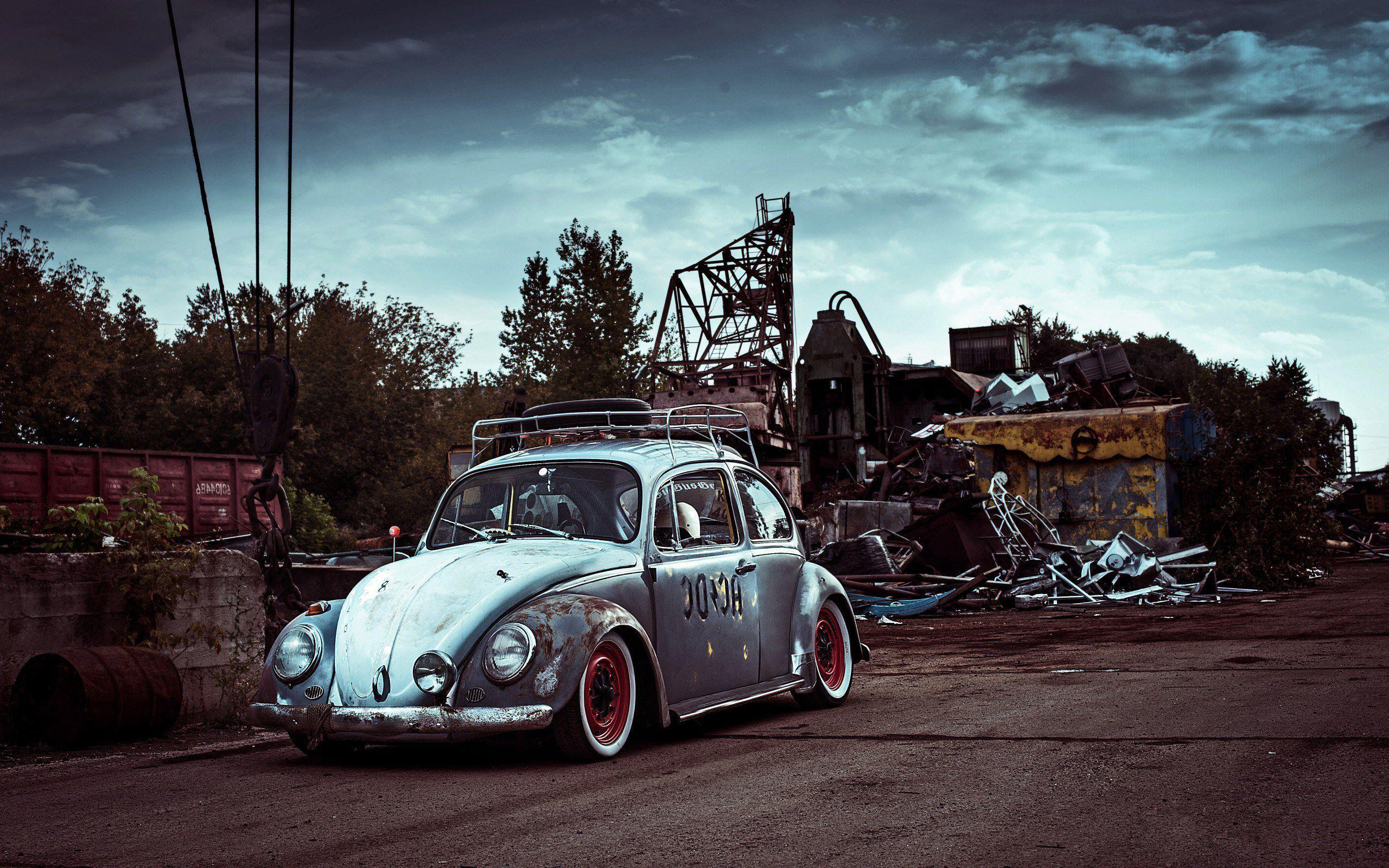 Volkswagen Beetle Wallpapers  Wallpaper Cave