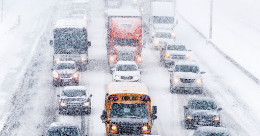 Hitting the Holiday Road This Year? Avoid America's Worst Traffic Bottlenecks