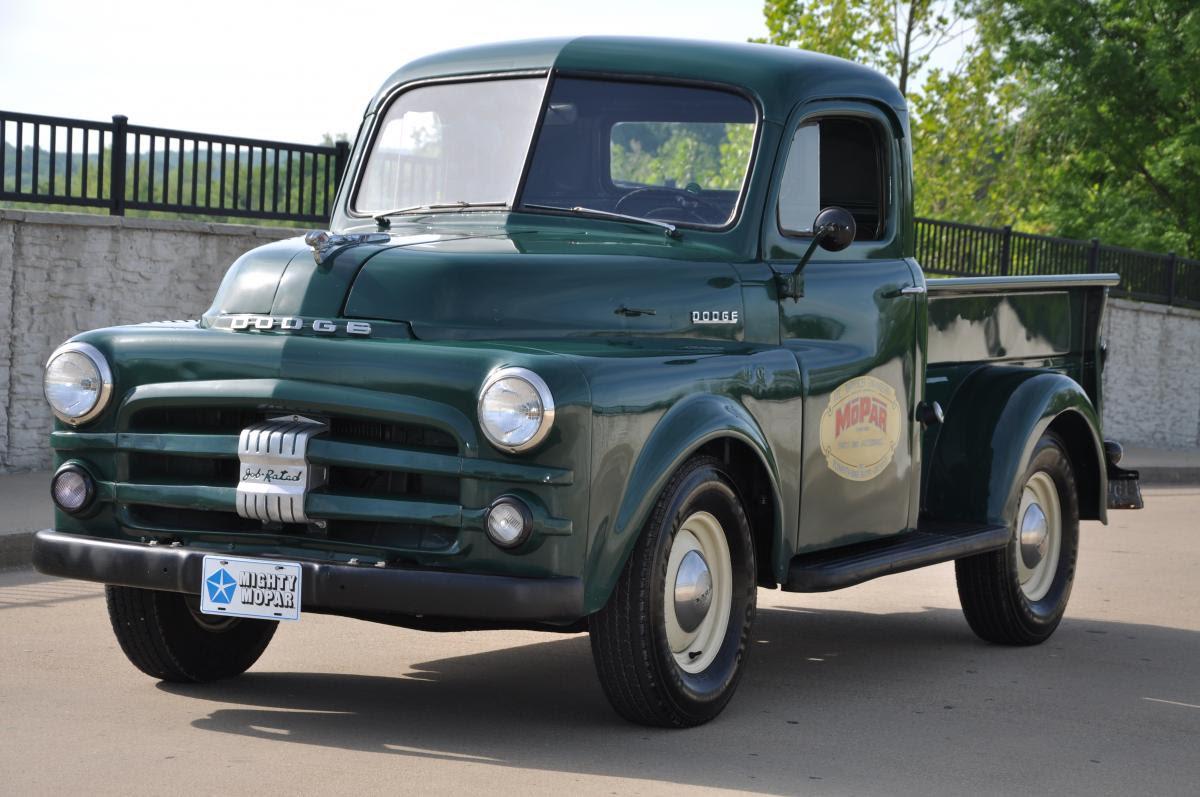 Classic 1953 Dodge Truck Wiring Harnes