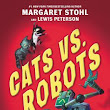 #MMBBR #BooknerdBoy #Review #FirstLine #CatsVSRobots by @mstohl via #partner @HarperCollinsCh who provided a #free #reviewcopy