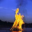 Bonfire - Wikimedia Commons