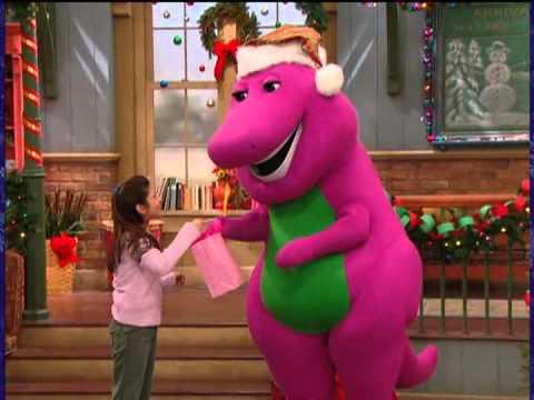 Barney Very Merry Christmas - YouTube