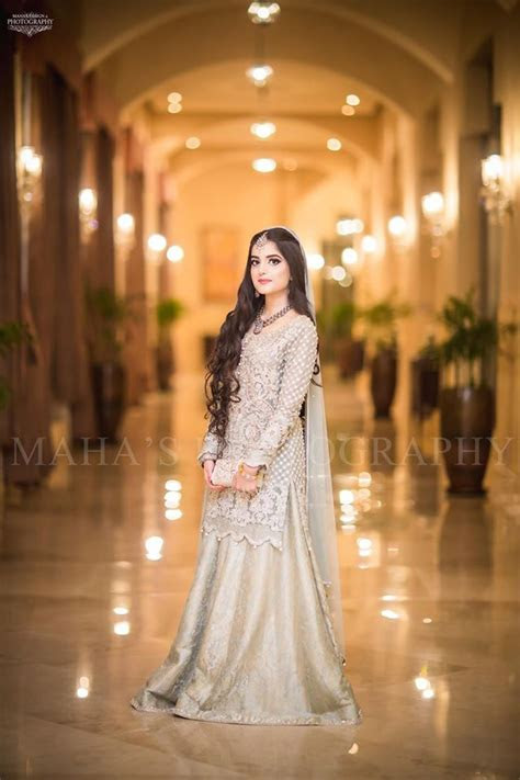 Latest Pakistani Designer Bridal Wedding Dresses 2018