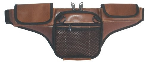 aaa0dd6012ed DTOM Law Enforcement Concealed Carry Fanny Pack BUFFALO LEATHER ...