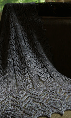 Estonian Shawl 03