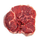 Halal Standard Grade Beef Shank (Boneless) ~9 lb