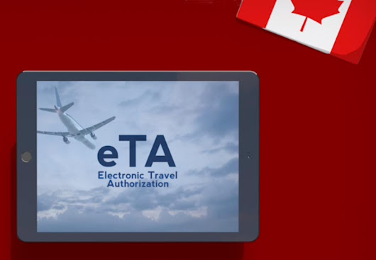 Electronic Travel Authorization (eTA) für Kanada | CamperCo