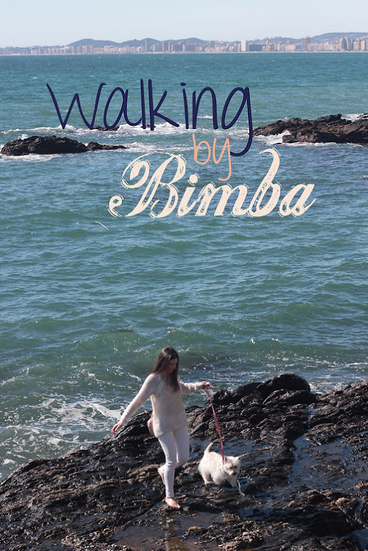 Walking by Bimba