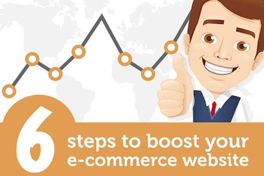 6 steps to boost your e-commerce ROI