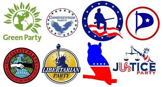 Why don't third parties win US presidential elections?