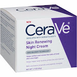 CeraVe Night Cream, Skin Renewing - 1.7 oz