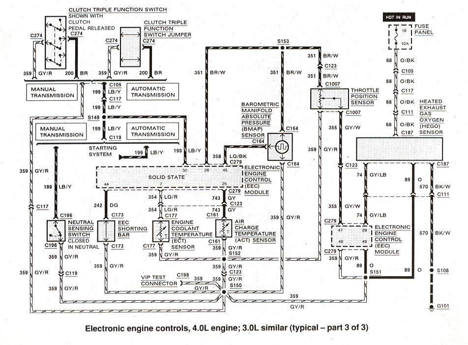 86 ford f 150 351 wiring diagram