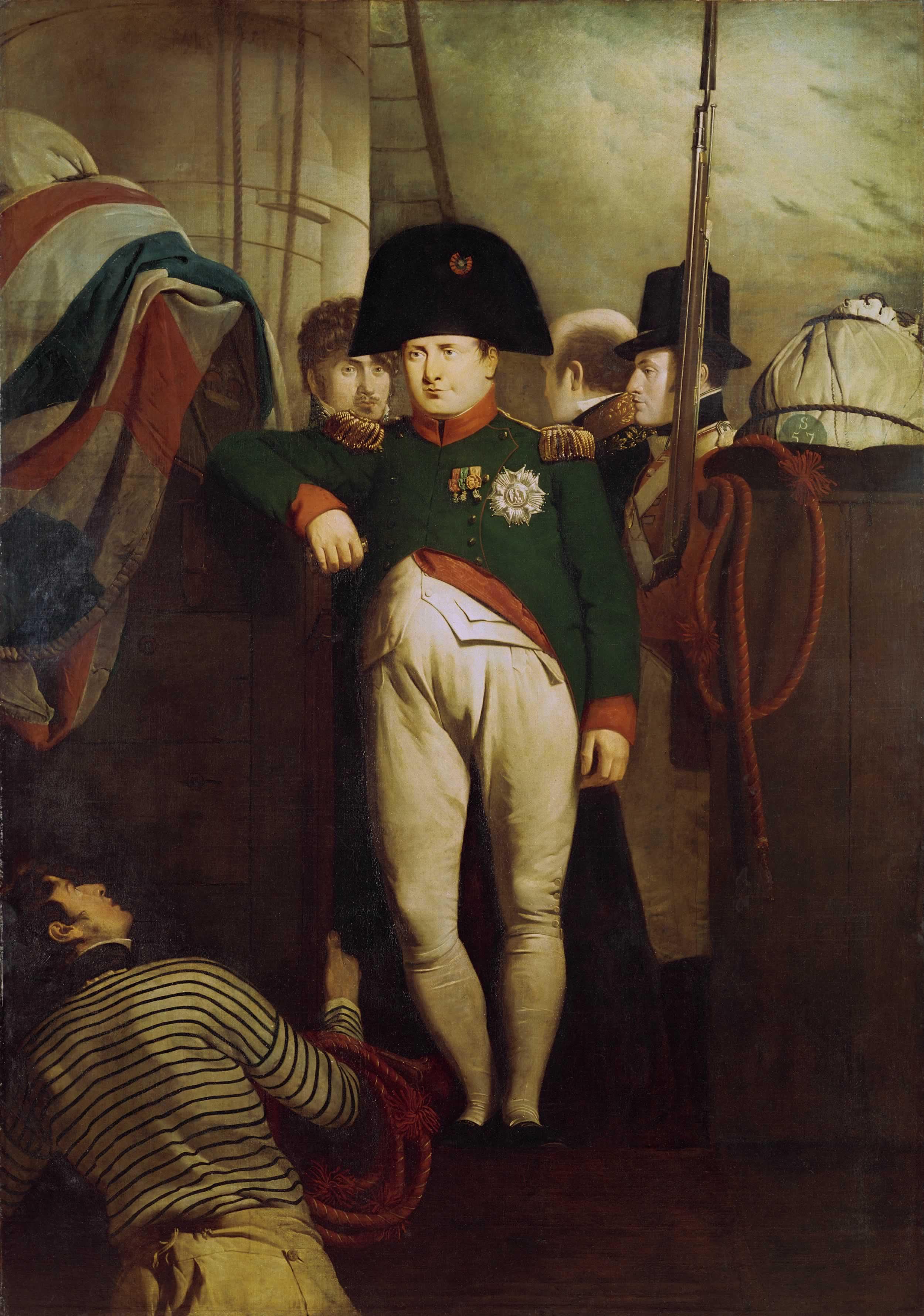 http://upload.wikimedia.org/wikipedia/commons/a/a8/Eastlake_-_Napoleon_on_the_Bellerophon.jpg