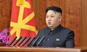Kim Jong-Un who seems ready for nuclear war with America