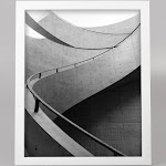"""8"""" x 10"""" Thin Single Picture Frame White - Made By Design"""