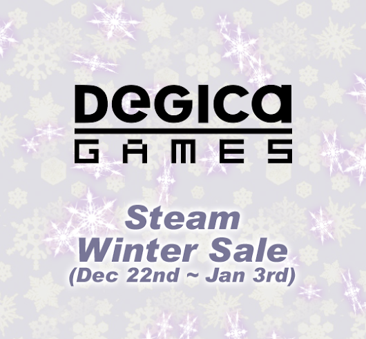 Degica Games and RPG Maker Holiday Giveaway