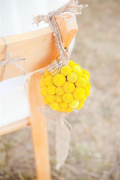 Yellow Wedding Ideas   Dandelions Flowers & Gifts