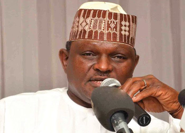 Image result for Al Mustapha Abacha Ex - CSO to contest against Buhari in 2019 presidential election