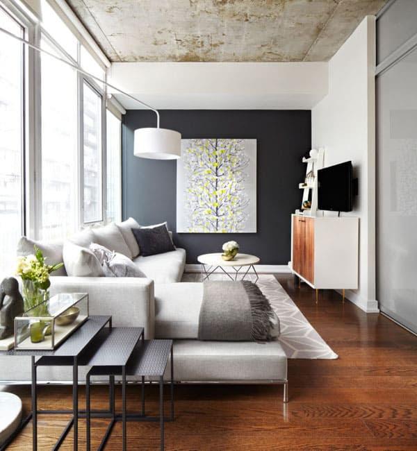 gray interior design Archives