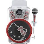 Hello Kitty Bluetooth CDG Karaoke Machine