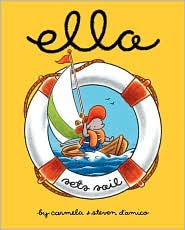 Ella Sets Sail by Carmela D'Amico: Book Cover