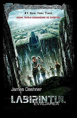 Labirintul, Evadarea, Vol. 1 - James Dashner