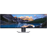 "Dell UltraSharp U4919DW - 49"" Curved IPS LED Monitor - 2K - 32:9"