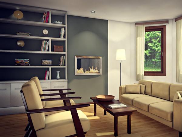 26 Phenomenal Interior Paint Ideas - SloDive