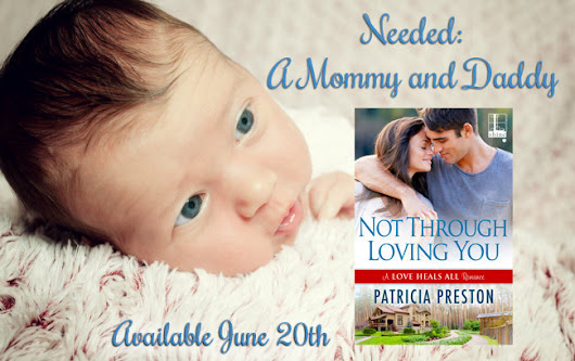 Not Through Loving You by @pat_preston #AuthorLove #NewRelease #Romance