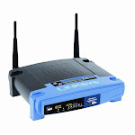 Linksys WRT54GL Wireless Router - 54 Mbps - 2.4 GHz - 802.11b/g