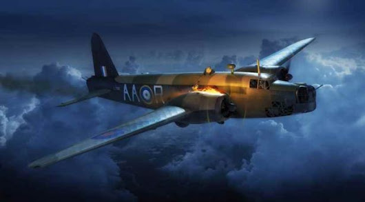 New Details on Airfix's Upcoming New Tool Vickers Wellington Model Kit