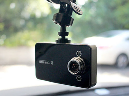 This dashcam keeps you safe on the road, and it's just $25