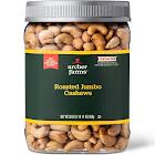 Archer Farms Unsalted Roasted Cashews - 30 oz jar
