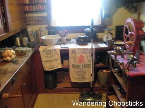 Day 3.4 Stevens-Crawford Heritage House - Oregon City 11