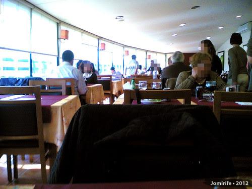 Restaurante «A Grelha» Mesas