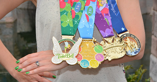 What It's Like to Run 20 Disney Races