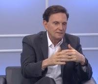 """Marcelo Crivella reafirma que """"homossexualidade é pecado"""" e pontua que """"não tem povo menos homofóbico que o evangélico"""""""