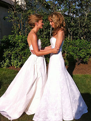 Chely Wright's Wedding Dress Revealed | Chely Wright