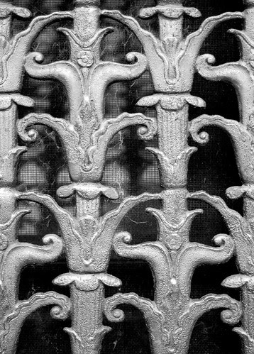 Museum Grill Detail