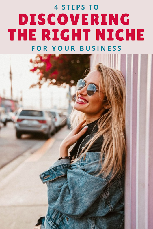 Discovering the Right Niche for Your Business - Inspiring Mompreneurs